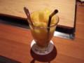 20150105_192428 らくだ - オレンジジュース