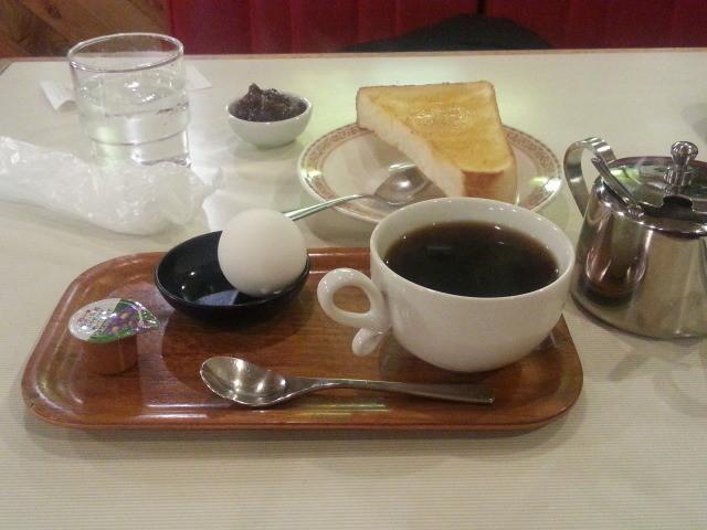 20150116_111505 カワグチ屋 - モーニングコーヒー♪