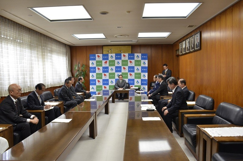 20150416 古井町犯罪抑止モデル地区指定式 (1) 800-530