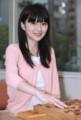女流王将の香川愛生(かがわまなお)さん(あさひ)