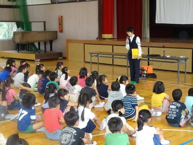 2015.6.5 南部小防犯教室