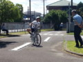 20150606_095500 こども自転車大会 - ゼッケン19