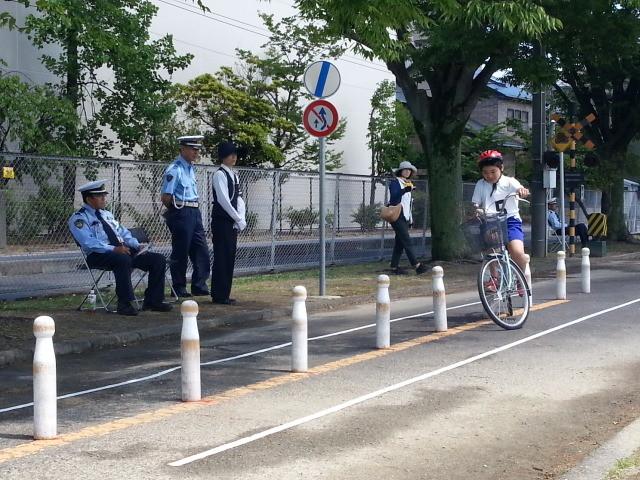 20150606_100635 こども自転車大会 - ゼッケン5