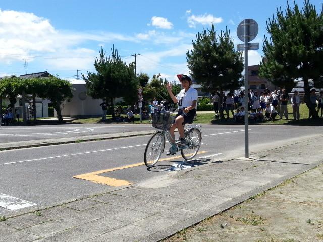 20150606_102539 こども自転車大会 - ゼッケン20