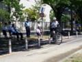 20150606_103110 こども自転車大会 - ゼッケン21