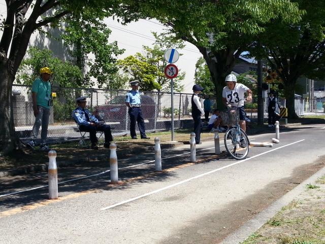 20150606_103543 こども自転車大会 - ゼッケン23