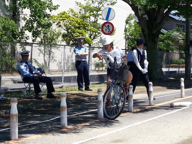 20150606_103818 こども自転車大会 - ゼッケン24