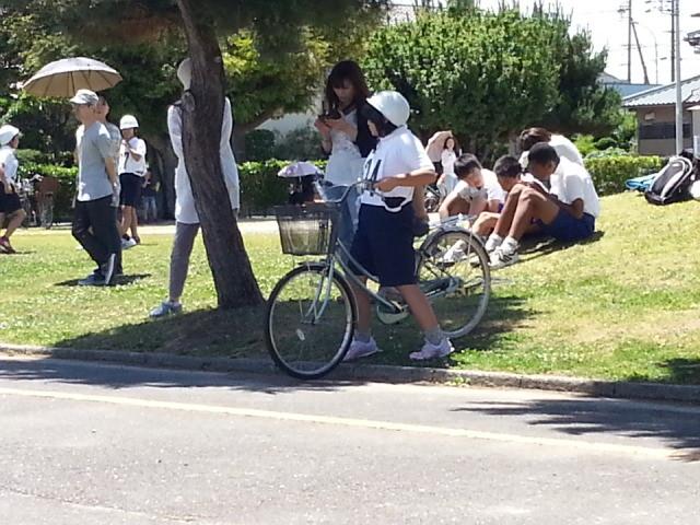 20150606_105538 こども自転車大会 - ゼッケン34