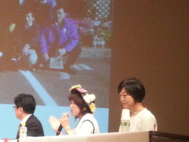 20150613 かんきょうフォーラム2015 (4) とよみんさん