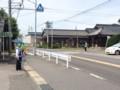 古井町内会総決起大会 (あ) 駐車場かかり