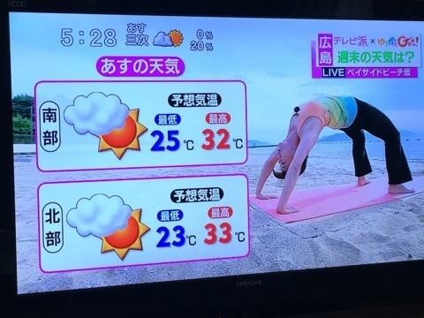 大隅智子さん - ブリッジ天気予報 480-360