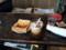 20150720_104142 神宮前ふみきりきた - 喫茶店のモーニング