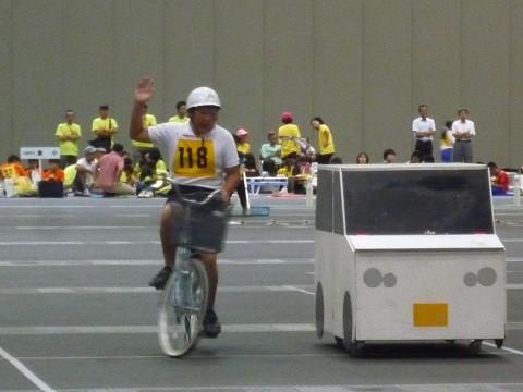愛知県こども自転車大会 - 実技テスト (3)