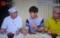 20150808_184440 メ~テレ - 間杉手延製麺所