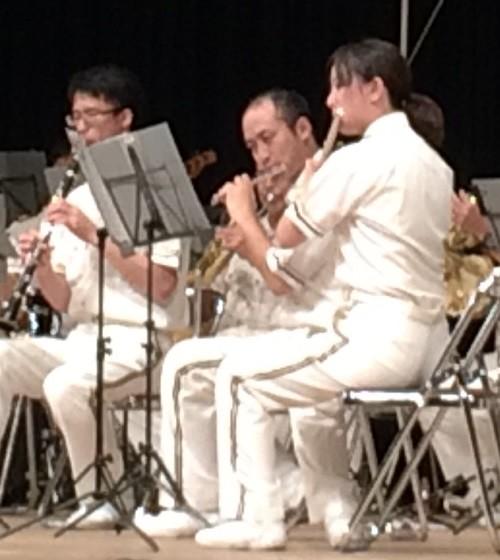 2015.8.25 こども安全アカデミー - 県警音楽隊の演奏 (5) 500-560