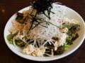 20150923_132416 ココイチ豊田山之手店 - むしどりとだいこんのサラダ