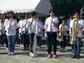 20151018_110916 古井町内会運動会 - 南部小学校金管バンド