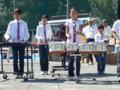 20151018_111530 古井町内会運動会 - 南部小学校金管バンド