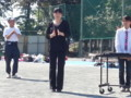 20151018_111704 古井町内会運動会 - 南部小学校金管バンド