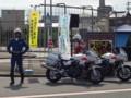 20151101_105536 すこやか交通宣言フェスタ - 崎久保千鶴巡査