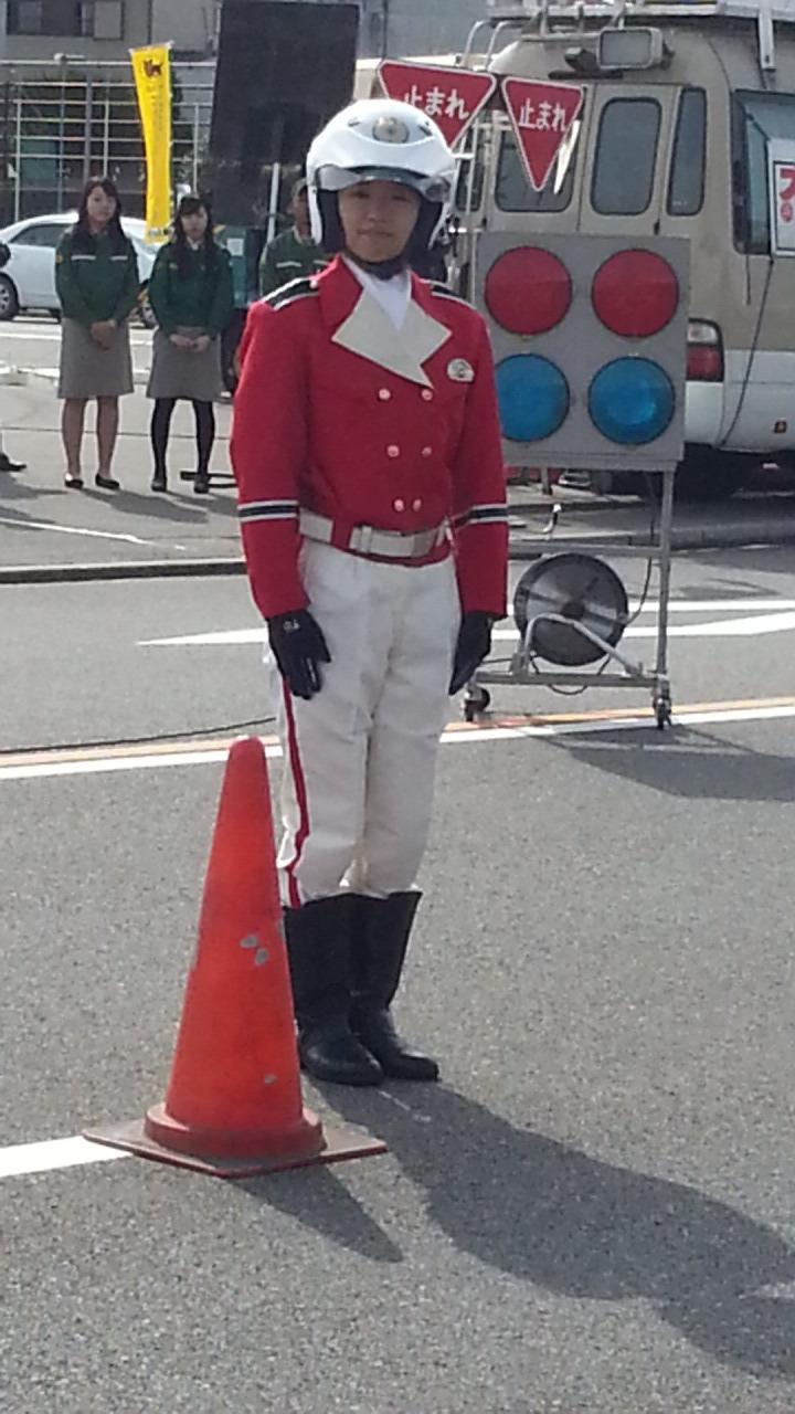 20151101_110235 すこやか交通宣言フェスタ - 崎久保千鶴巡査