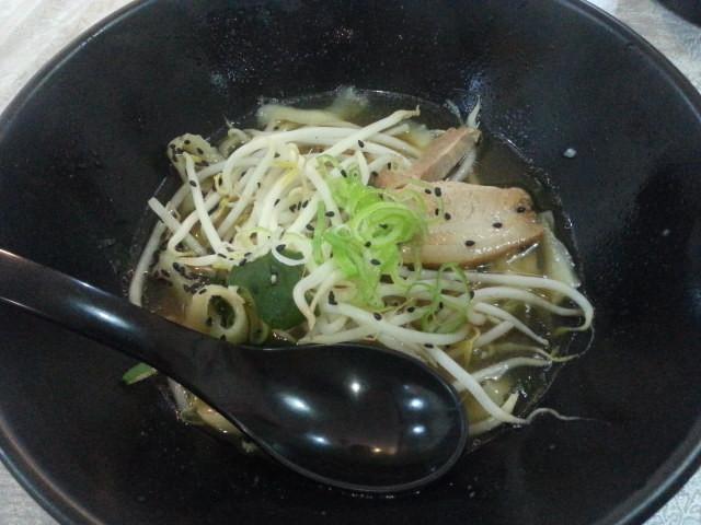 20151117_122210 福来源 - しょうゆ刀削麺