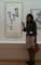 20151120 夕照会書展 (1) 神谷光園さん「阿波おどり」 400-640
