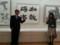 20151120 夕照会書展 (2) 神谷光園さん「如竜得水」