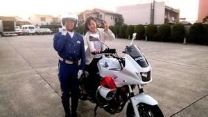 崎久保千鶴さん - CBCレポドラ日記 (3)