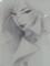20160130 鶴田一郎美人画の世界2016あんじょう展 (6) コートのおんなのひと
