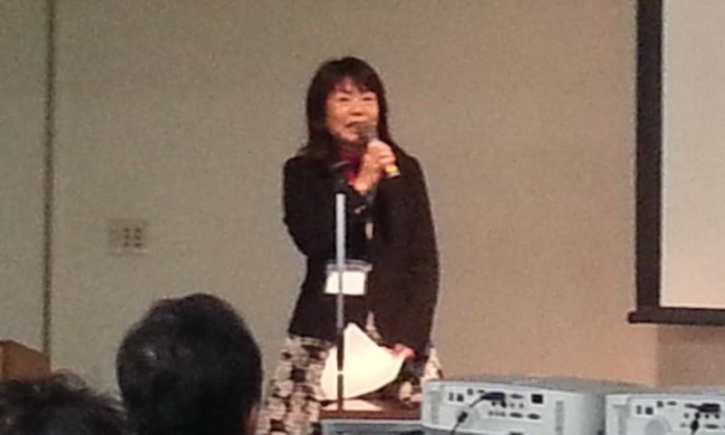 20160228 アンフォーレトークアンドライブ - 神谷由美子さん 800-480