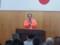 2016.3.20 古井町内会総会 (2) 町内会長あいさつ