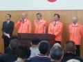 2016.3.20 古井町内会総会 (17) 退任の評議員さんたち