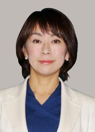 山尾志桜里代議士(ちゅうにち)