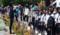 20160505_104247 桜井中学校吹奏楽部の演奏 (1) - 堀内公園まつり
