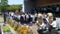 20160505_104532 桜井中学校吹奏楽部の演奏 (2) - 堀内公園まつり