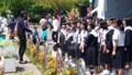 20160505_104747 桜井中学校吹奏楽部の演奏 (3) - 堀内公園まつり