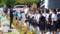 20160505_104755 桜井中学校吹奏楽部の演奏 (4) - 堀内公園まつり