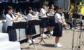 20160505_105924 桜井中学校吹奏楽部の演奏 (5) - 堀内公園まつり