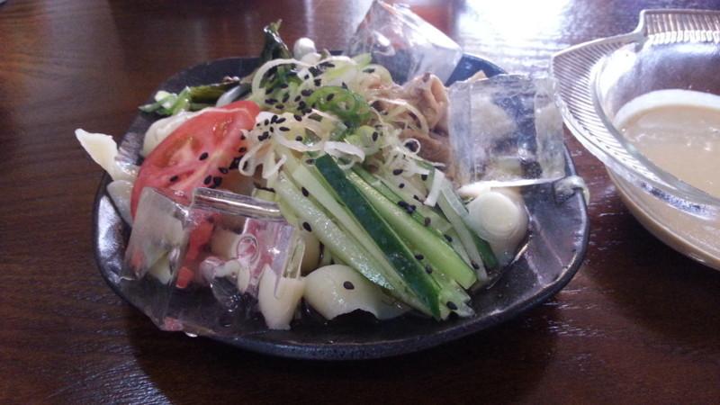 20160525_122707 福来源 - 刀削冷麺