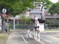20160604_093457 あんじょうし交通安全こども自転車大会 (18) ジグザグ走行
