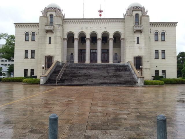 20160616_103901 豊橋市公会堂 - 全景