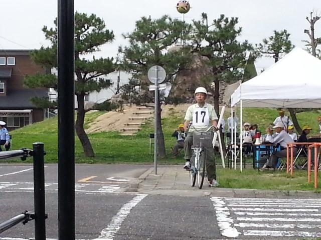 20160626 (2) 桜町小学区ゼッケン17