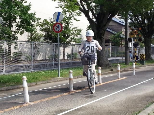 20160626 (2) 桜町小学区ゼッケン20