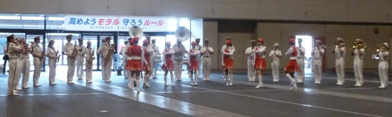 2016.7.21 愛知県こども自転車大会 - 愛知県警察音楽隊 (2)
