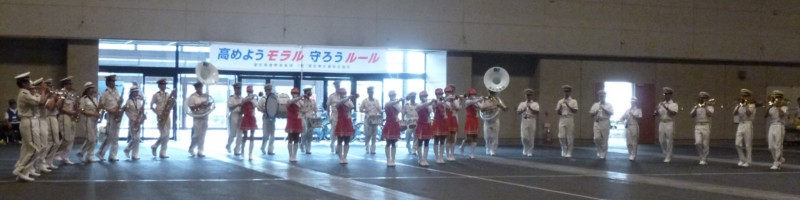 2016.7.21 愛知県こども自転車大会 - 愛知県警察音楽隊 (3)