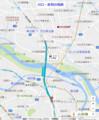 川口-赤羽の地図