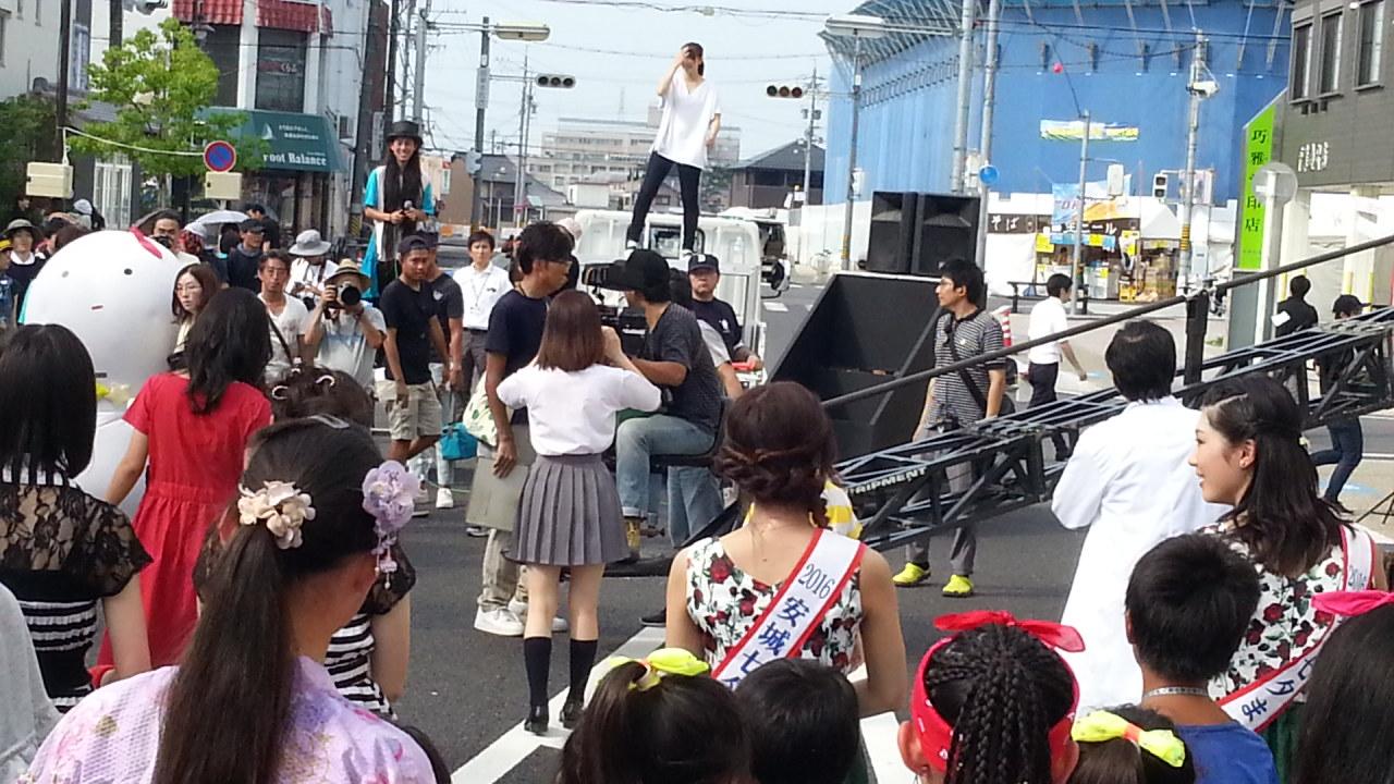 20160806_082829 あんじょうし宣伝動画さつえい (13)