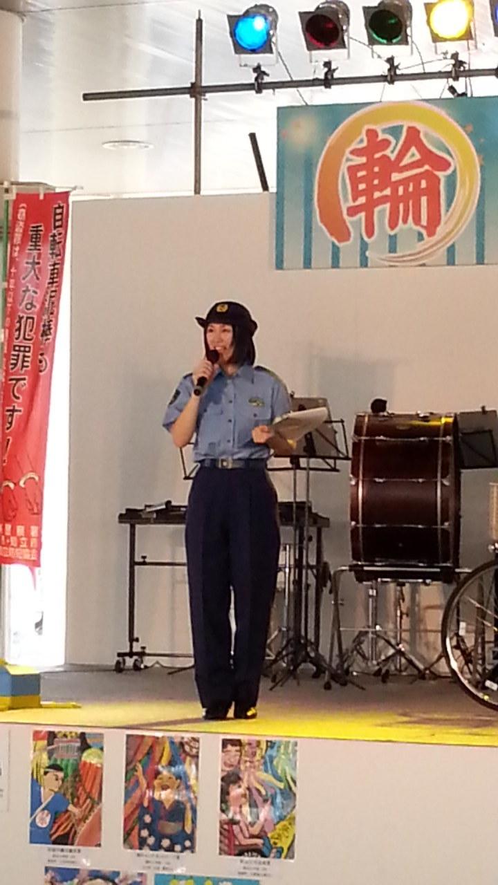 20160807_151009 あんじょうたなばたまつり - 愛知県警察音楽隊 (13)