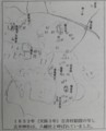 1832年古井村絵図のうつし